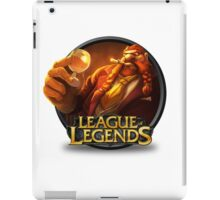 Gragas Collection iPad Case/Skin