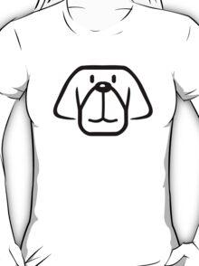 Dog face T-Shirt