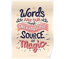 Source of Magic Poster