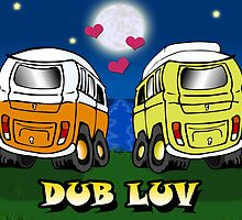 Dub Luv -Moonlight by KombiNation