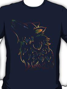 Howling Wolf 3 T-Shirt