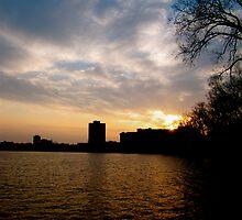 Lake Calhoun by Trenton Purdy
