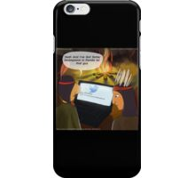 Who Discovered New World?  iPhone Case/Skin