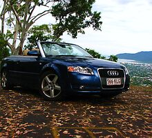 Audi A4 Convertable by Jon Gellweiler