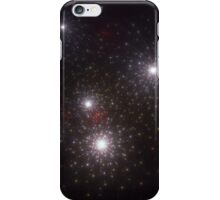 Abstract stars iPhone Case/Skin