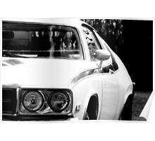 1973 Plymouth Roadrunner   Poster