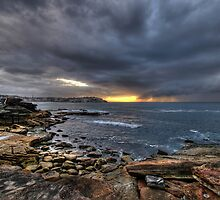 Bondi Sunrise by Christopher Meder