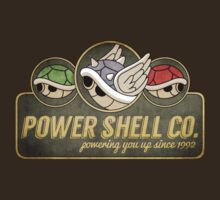 Power Shell Co. by Don Corgi