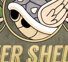 Power Shell Co. Sticker