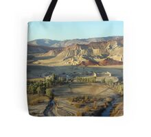 In early morning (Afghanistan) Tote Bag
