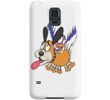 Duck Hunt The Cowardly Duo Samsung Galaxy Case/Skin