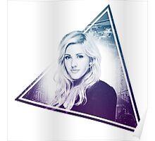 Ellie Goulding Design 1.1 Poster