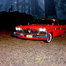&quot;Christine&quot; from the mind of horror writer stephen King by ALIANATOR