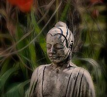 Springtime in Buddhaland by Kurt  Tutschek