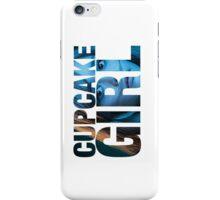 Cupcake Girl iPhone Case/Skin