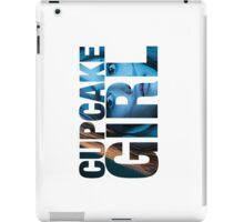 Cupcake Girl iPad Case/Skin