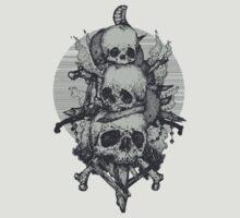 3 Skulls by iRoN Design