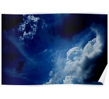HEAVENLY CLOUDS II Poster