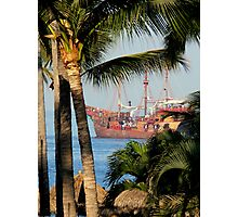 Rum Runners & Pirates Photographic Print