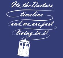 The Doctors Timeline by Xitta