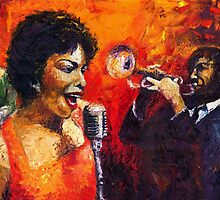 Jazz.Song.. by Yuriy Shevchuk
