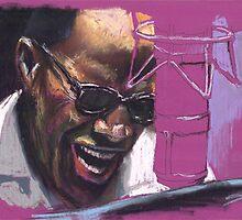 Jazz Ray by Yuriy Shevchuk