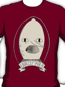 vintage unnacceptable T-Shirt