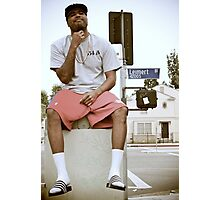 Dom Kennedy Photographic Print