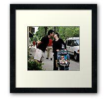 Like Paris Framed Print