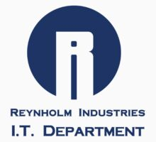 The I.T. Crowd Reynholm Industries by WaldenWalters