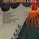 Tour of Sufferlandria 2013 by Grunter Von Agony