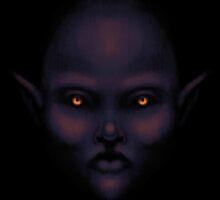 Dark Elf by BrittanySalay