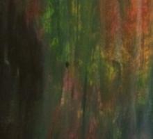 Color Smear Sticker