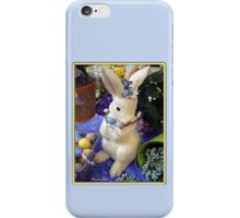 Time for the Easter Bunny iPhone Case/Skin