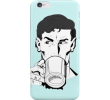 Superheroes Love Tea iPhone Case/Skin