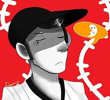 The Batter  by Devvy-V