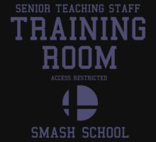 Smash School Training Room (Purple) by Nguyen013