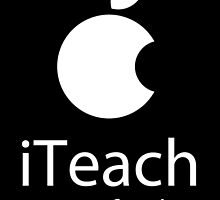 iTEACH no app for that by birthdaytees