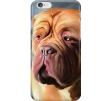 Stormy Dogue iPhone Case/Skin