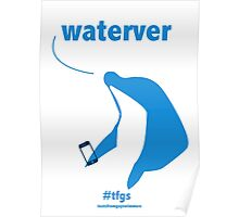 Haruka || waterver Poster