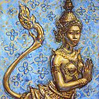 Gold gingili by Fiona O'Beirne
