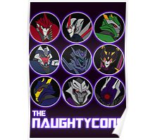 The Naughtycons Poster