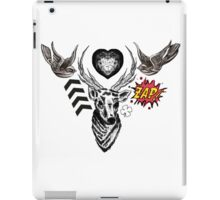 One Direction Tattoo Collage iPad Case/Skin