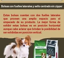Alimentos para Animales – Pet food Manufacturers by bolsasdeplastic