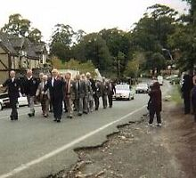 A bunch of blokes who marched for their mates - Dad's March 01 by adgray