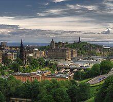 City Skyline.... by GerryMac