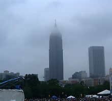 Atlanta Skyline - Music Midtown 2005 by amazonian