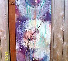 Outdoor Art Series 1R Gate by Mariam Muradian