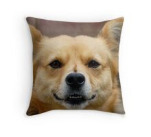 I M WATCHING YOU :) Throw Pillow