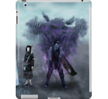 Zabuza and Haku in the mist iPad Case/Skin